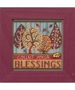 Blessings 2017 Autumn Series Buttons and Beads ... - $12.60