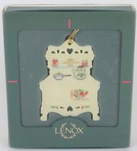 Lenox Homecoming Series 1992 Holiday Vintage Home Stove Christmas Ornament  - $19.80
