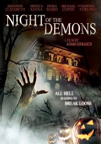 Night of the Demons (2010) DVD