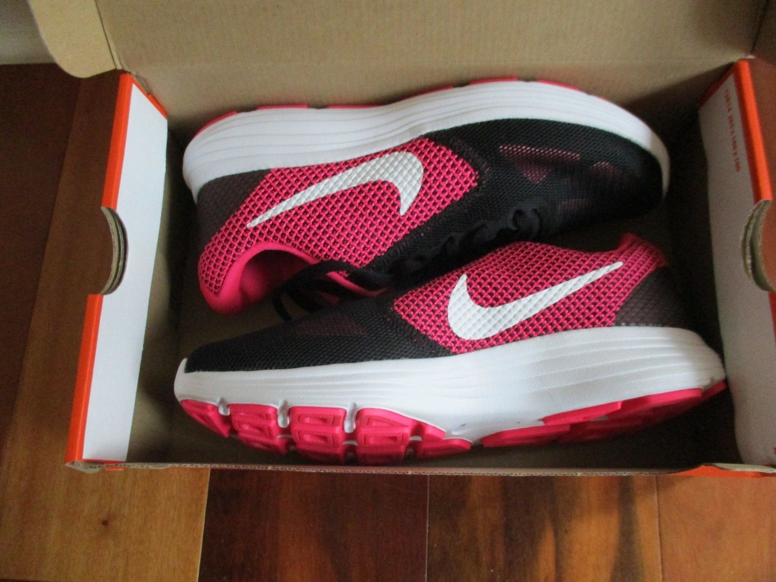 29d8e39bb0483 BNIB Nike Revolution 3 women s athletic shoes