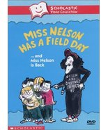 Miss Nelson Has a Field Day... and Miss Nelson Is Back (Scholastic Video... - $10.25