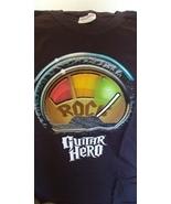 Rock Guitar Hero Short Sleeve T-Shirt Adult L 42-44 - £7.71 GBP