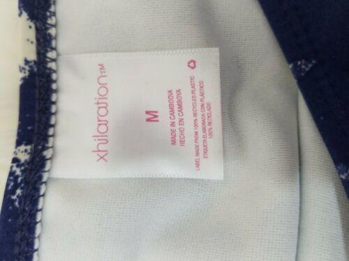 Xhilaration Q Junior Girls  2 Piece American Flag Bikini Medium Top  image 4