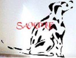 Dalmatian Dog Looking Back Cross Stitch Chart - $8.00