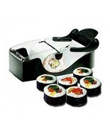 Sushi Maker Roller DIY Equipment Roll Mold Set For Making Perfect Roll-S... - $29.44 CAD