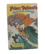 Vintage 1950s Hal Foster Prince Valiant Perilous Voyage Hardcover Book DJ - $32.73