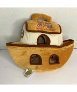 Holyland Experience TBN Ark With Window & Doors Plush Toy  - $13.99