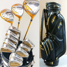 HONMA Golf clubs set S-03 4 star Compelete club set Golf Driver+3/5wood+irons+pu - $1,390.00