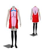 Anime Pokemon XY Serena Pocket Monster Cosplay Dress Uniform Costumes - $64.36