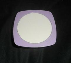 Vintage 1978 Mattel Barbie Purple & White Square Table Dream House Furniture - $9.50