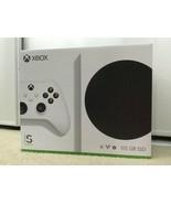 Microsoft Xbox Series S 512GB Video Game Console - White NEW Factory Sea... - $394.98