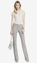 Express Women's Dress Pants Editor Slim Flare Straight Through  Hip &Thi... - $37.05