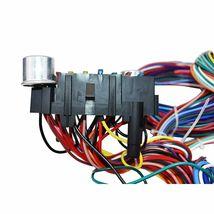 21 Circuit Wiring Harness Street Hot Rat Rod Custom Universal Wire Kit XL WIRES image 5