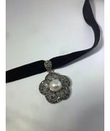 Vintage Vrai Perle D'Eau Douce Blanche Déco - $123.27