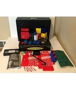 Lance Burton Magic Tricks Vintage Set 100 Master Magician Secrets of Mag... - $29.99