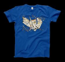 Wassily Kandinsky Untitled 1922, Artwork T-Shirt - $19.75+