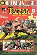 Tarzan Comic Book #231, DC Comics 100 Page Super Spectacular 1974 FINE - $13.54