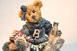 Boyds Bears: Bailey - The Cheerleader - Style 2268 - Blue Sweater image 2