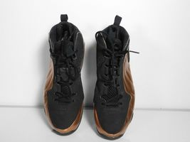 Nike Air Max Wavy Mens Basketball Shoes University Training Brown black Sz 10.5 image 4