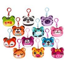 Animal Squish Keychains Slow Rise 12 Pack And 1 Vortex Eraser  Party  - $34.99