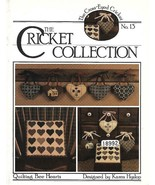 Quilting Bee Hearts for Counted Cross Stitch Cross-Eyed Cricket Collecti... - $5.53