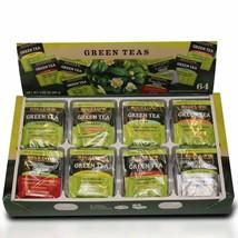 Bigelow Tea Assorted Green Tea Tray, 64 Count - $23.18