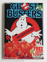 Ghostbusters Cereal Box FRIDGE MAGNET (2.5 x 3.5 inches) movie slimer - €5,68 EUR