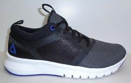 Reebok Size 10 PRINT ATHLUX SHATR Black Purple Running Sneakers New Wome... - $98.01