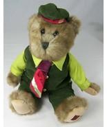 """TS Terry Skostad Plush Bear EVERETT 2006 Stuffed Toy B142 Dressed 16"""" Si... - $16.44"""