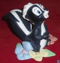 Extremely Rare! Walt Disney Bambi Flower Leblon-Delienne Figurine Statue - $76.50