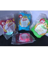MCDONALDS VINTAGE BARBIE LOT HAPPY MEAL J02 - $12.86