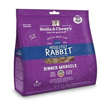 Stella & Chewy's Freeze-Dried Raw Absolutely Rabbit Dinner Morsels Cat F... - $62.42