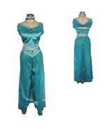 Aladdin and His Wonderful Lamp Princess Jasmine Cosplay Costume - $42.42+