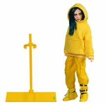 BILLIE EILISH Bad Guy FIGURE Music Video Collectible COMPLETE In Open Bo... - $23.36