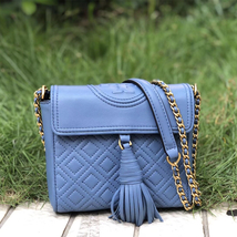 Tory Burch Fleming Convertible Box Crossbody Bag - $300.00