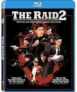 The Raid 2 [Blu-ray] - $7.95