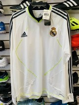 Aidas Real Madrid Training Top Size XL NWT Free Shipping  - $69.30