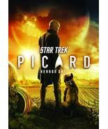 Star Trek Picard Season 1 (DVD, 3-Disc-Set) Brand New - $12.99