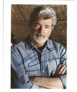 George Lucas Signed Autographed Glossy 8x10 Photo - $29.99