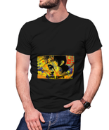 FRANK ZAPPA T-shirt men Black - $15.99+