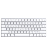 Apple Magic Keyboard (Wireless, Rechargable) (US English) Silver MLA22LL... - $59.98