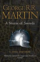 A Storm of Swords: Steel and Snow: Book 3 Part 1 of a Song of Ice and Fi... - $22.07