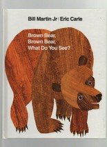 Brown Bear, Brown Bear, What Do You See? - Bill Martin Jr. / Eric Carle ... - $13.49