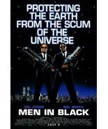 Men In Black Movie Poster #01 24x36. - $25.00