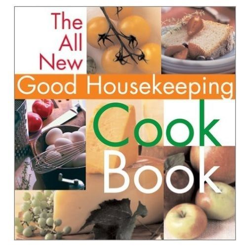 The All New Good Housekeeping Cookbook (2001 Hardcover)