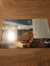 2008 Nissan Rogue Launch Perforated Preview Brochure - $7.91