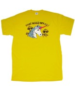 2008 HAROLD & KUMAR ESCAPE GUANTANAMO BAY Movie XL T-SHIRT Adult Unicorn... - $14.99