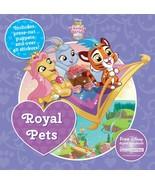 Disney Whisker Haven: Royal Pets (8 X 8 Activity & Sticker Book) - $5.93