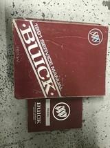 1991 BUICK REGAL Factory Service Shop Repair Workshop Manual Set W Owner... - $24.70