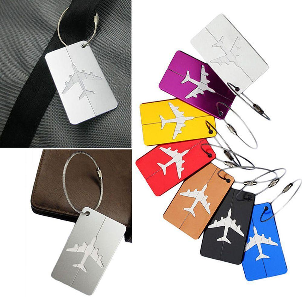 Primary image for Cute Novelty Rubber Funky Straps Suitcase Luggage Tags